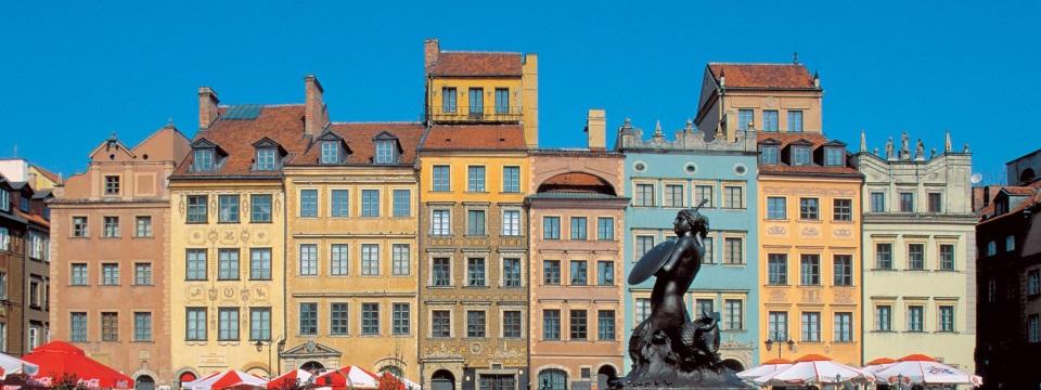 Medlemsresa till Warszawa