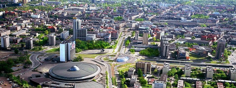 Medlemsresa till Katowice (med Pszczyna och Tychy)